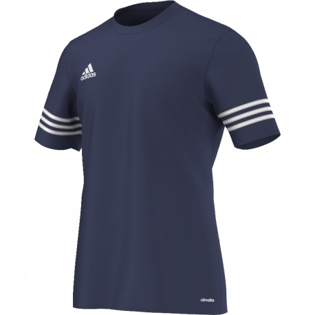 Adidas T-Shirt Entrada 14 Team Blue/White