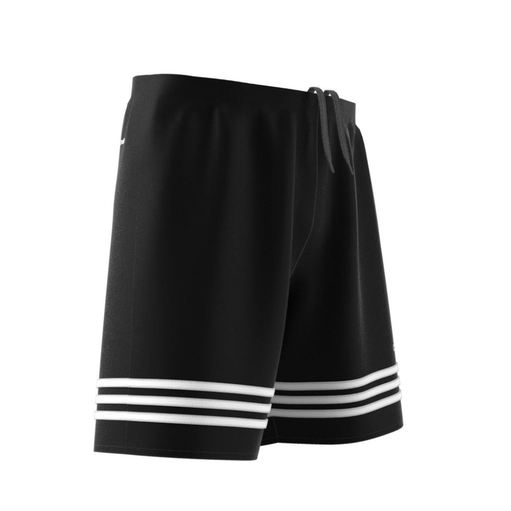 ADIDAS short entrada 14 team black/white