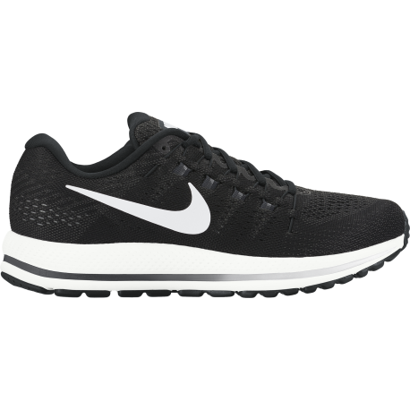 big sale 80c21 4f7d0 Nike Air Zoom Vomero 12 Black White ...