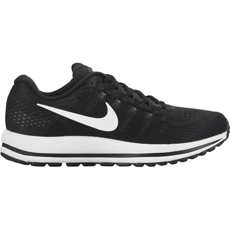 Nike Air Zoom Vomero 12  Black/White Donna