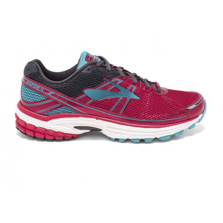 Brooks Vapor 4  Virtual Pink/Peacock Blue Donna