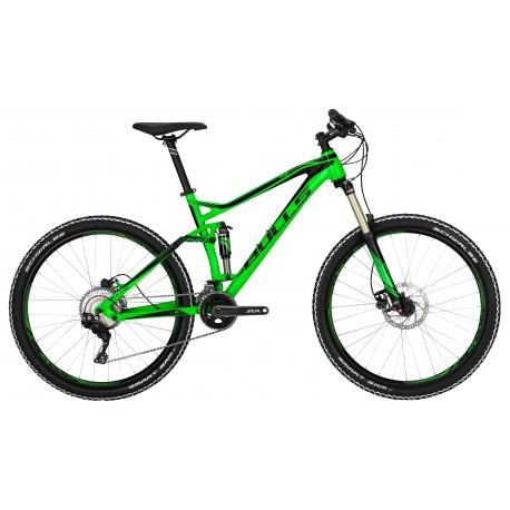 Bulls Mtb Wild One 27,5 Fs Neon Green/Black