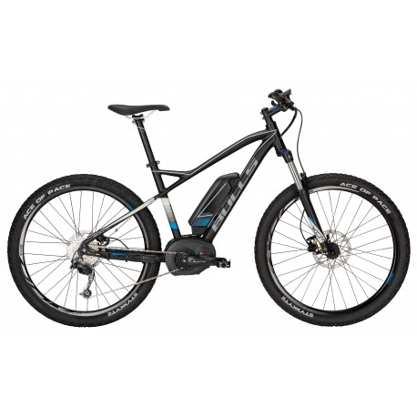 Bulls Mtb Six50 E1 27,5 400wh  Black Matt