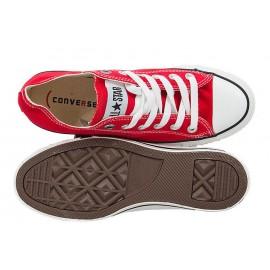 Converse Ox Canvas Core  Red Donna
