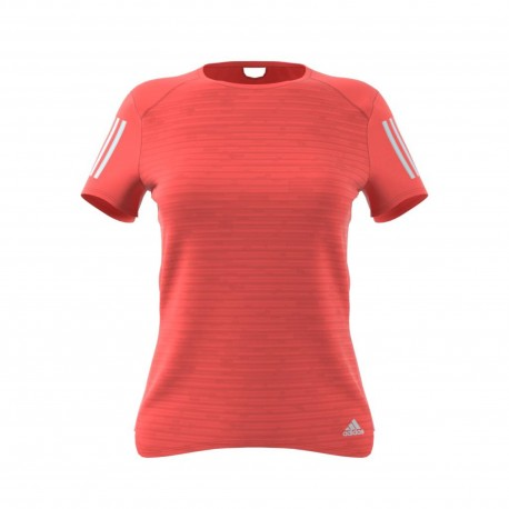 Adidas T-shirt Response Corallo Donna