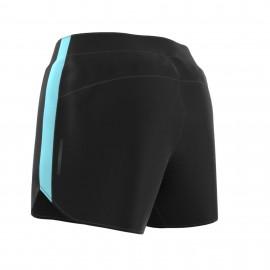 Adidas Short Response Nero/azzurro Donna