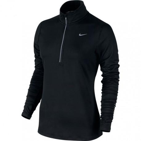 Nike T-shirt ML Run Element Black