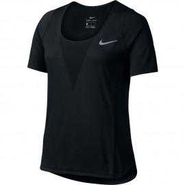 Nike T-shirt Mm Run Relay Black