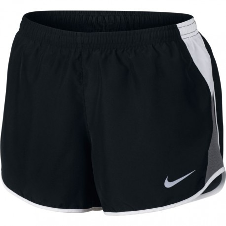 Nike Short Run 10K Nero/Bianco