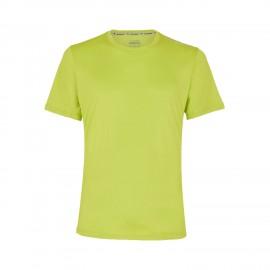Diadora T-shirt MM Run X Verde Acido