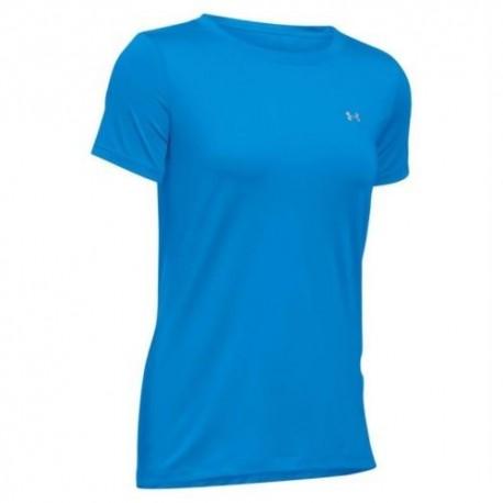 Under Armour T-shirt Mm Hg Azzurro