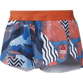 Reebok Short Shorty Crossfit Donna  Fantasia