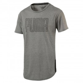 Puma T-Shirt Mm Train  Grigio