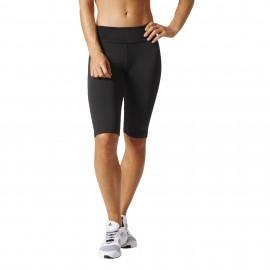 Adidas Short Donna Ciclista Train Nero