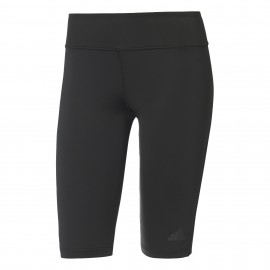 ADIDAS short donna ciclista train nero