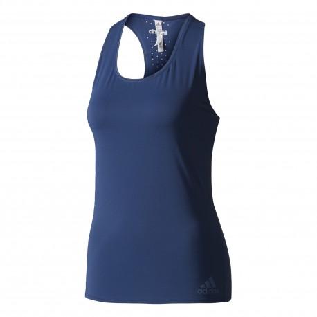 Adidas Tank Donna Elast Blu