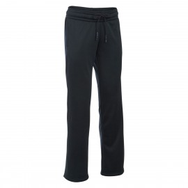 Under Armor Pantalone Felpa Solid Black