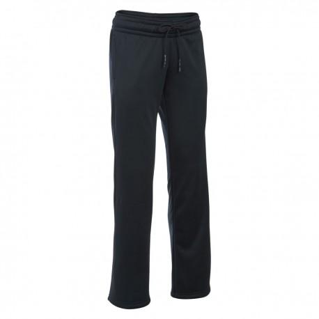 Under Armor Pantalone Felpa Solid Black