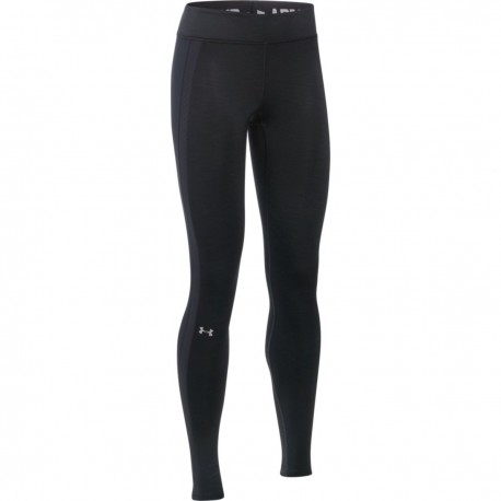 Under Armour Legging C/Banda Donna Black
