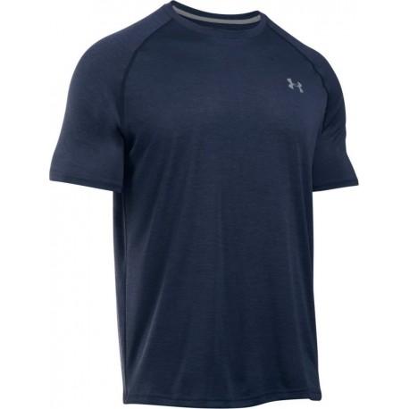 Under Armour T-shirt Ua Tech Navy