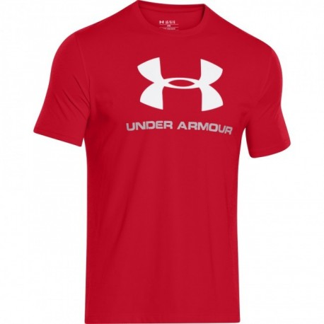 Under Armour T-shirt Mm Jy Logo Train Nero
