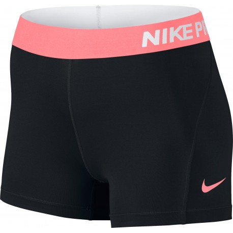 Nike Short 8In Train Donna Black