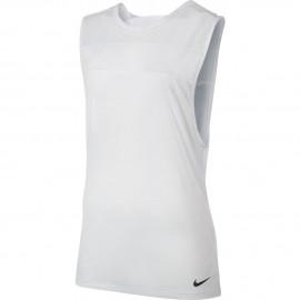 Nike Smaniato Sleevless Donna White/Black