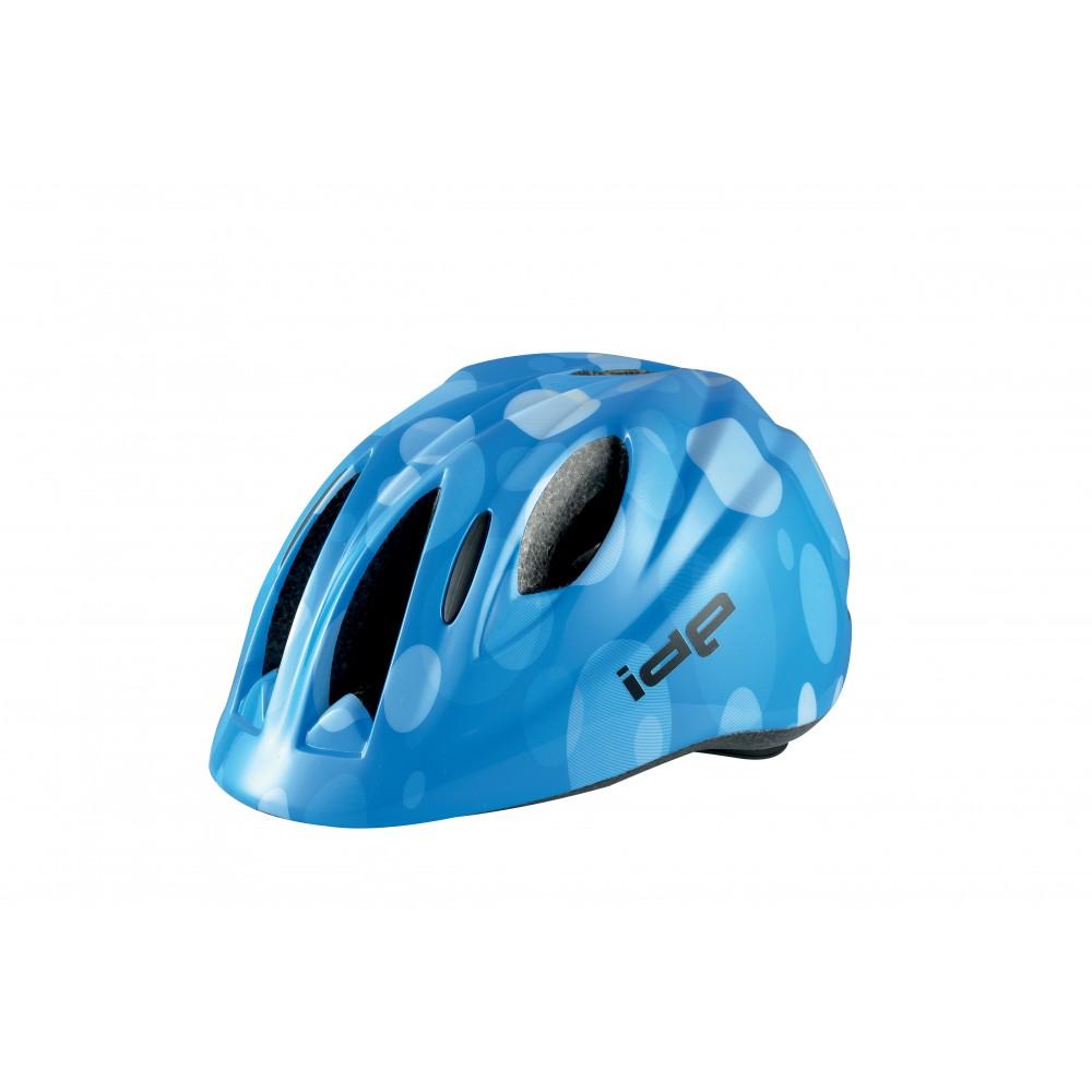 vende prezzo incredibile di prim'ordine Ciclismo RH+ Casco Ide Kid 1 Blue Balls ehk6200,01 - Acquista s ...