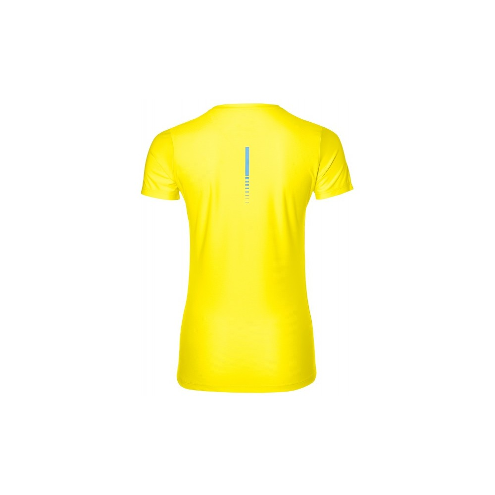 Asics T shirt Mm Run Donna Yellow 1341040343 Acquista