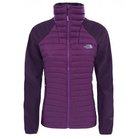The North Face Giacca Donna Verto Micro Wood Violet