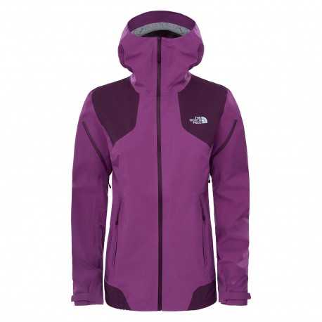 The North Face Giacca Donna Hinpuru Gxt Wood Violet