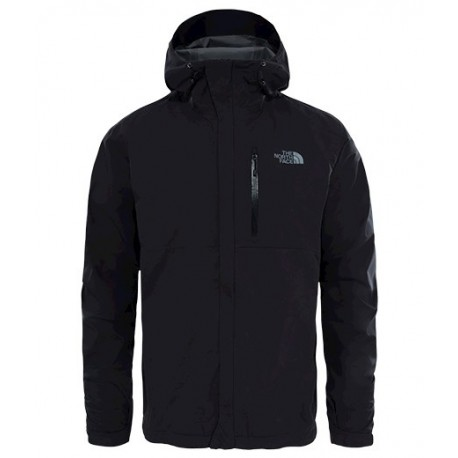 The North Face Giacca Dryzzle Paclite Gtx Tnf Black