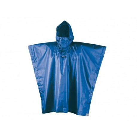 Camp Poncho Rain Stop Blue