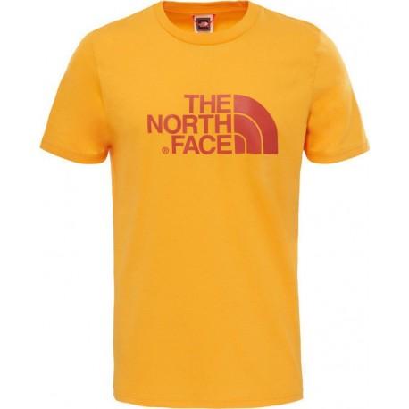 The North Face T-Shirt Easy Tee Zinnia Orange