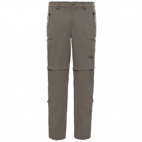 The North Face Pantalone Convertibile Exploration Weimaraner