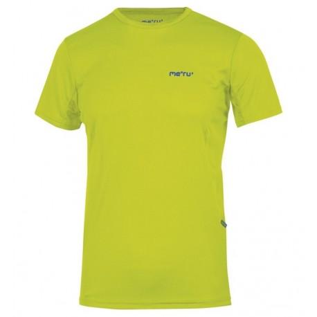 Meru T-Shirt Mm Pisa Lime Punch