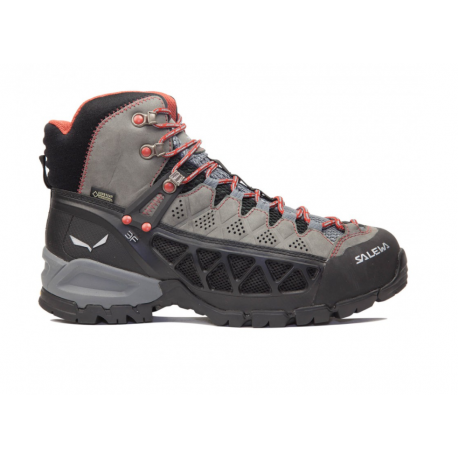 Salewa Pedula Donna Alp Flow Surround Gtx Walnut/Coral