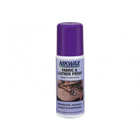 Nikwax Fabric & Leather Proofing Spray