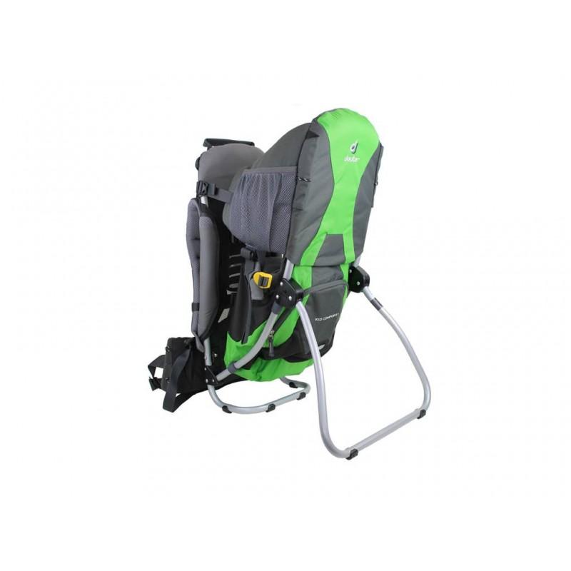 Deuter zaino portabimbo kid comfort 1 set spring - Zaino trekking porta bimbo ...