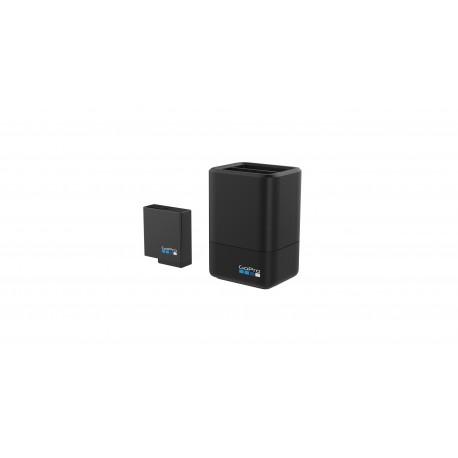 Go Pro Carica Batterie+Batteria (Hero5blk)