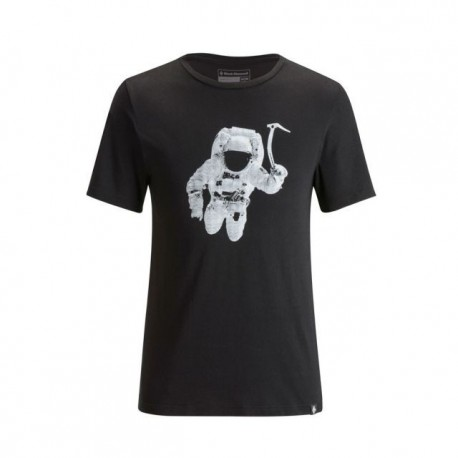 Black Diamond T-Shirt Spaceshot Black