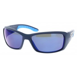 Julbo Occhiale Run Polarized  Matt Blue/Blue