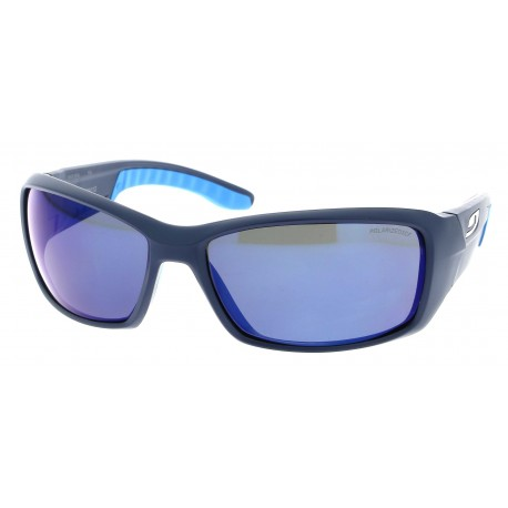 Julbo Occhiale Run Polarized  Matt Blue/Blue