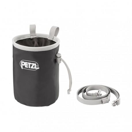 Petzl Chalk Bag Bandi  Grigio
