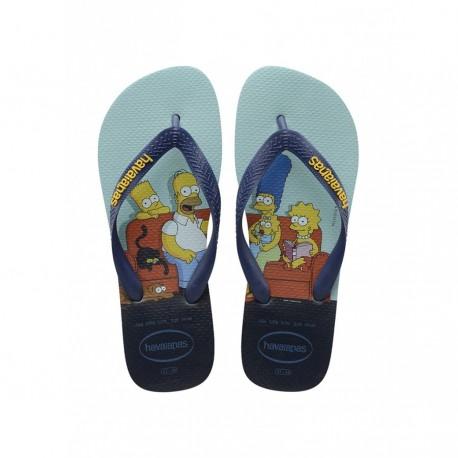Havaianas Havaianas Simpsons  Azzurro