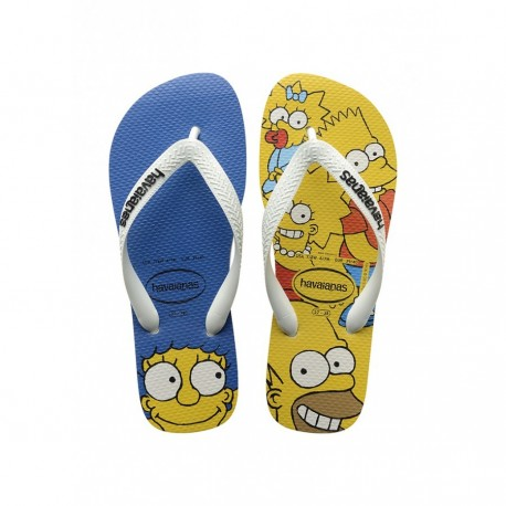 Havaianas Havaianas Kids Simpsons  Blu