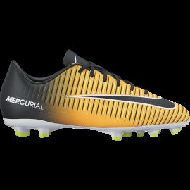 Nike Scarpa Mercurial Victory V Fg Giallo / Nero