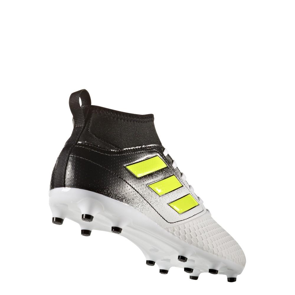 Adidas X 17.3 FG Bianco/Azzurro Bambino BnBitL