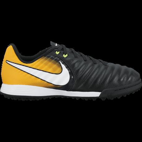 competitive price 7aed5 ee9fe Nike Scarpa Jr Tiempo Ligera IV Tg Giallo Bianco ...