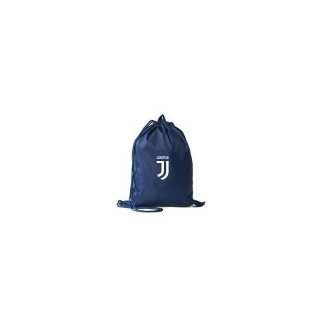 Adidas Gym Bag Juve Blu/Bianco